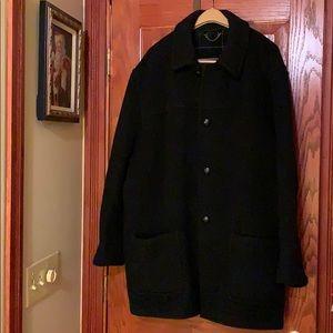 Men's Brooks Brothers Pea Coat Nagy Size XL